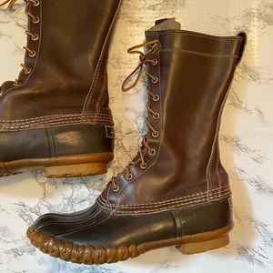 Bean Boots by LL Bean, Size 8